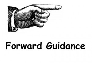 Forward Guidance